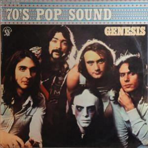 70's Pop Sound by GENESIS album cover