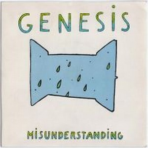 Genesis - Misunderstanding CD (album) cover