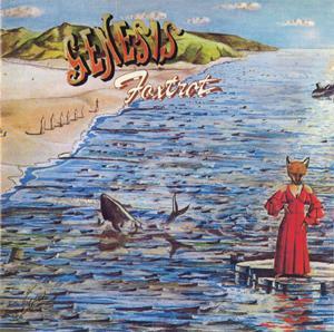 Genesis Foxtrot album cover