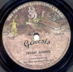 Genesis - Twilight Alehouse  CD (album) cover