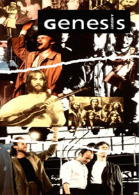 Genesis A History Of Genesis album cover