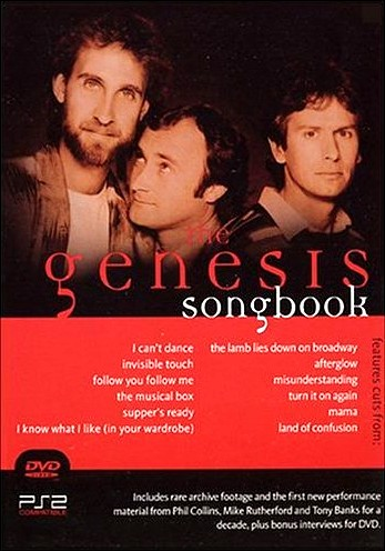 Genesis The Genesis Songbook album cover