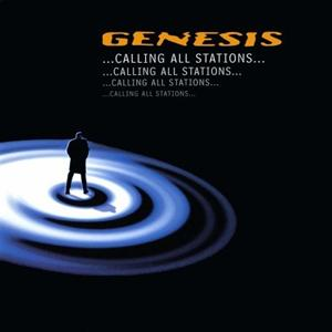 Genesis - Calling All Stations CD (album) cover