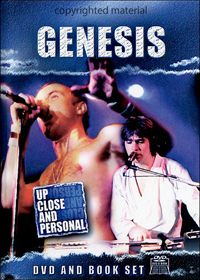 Genesis Up Close And Personal (DVD and book set) album cover