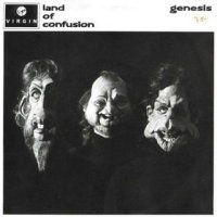 Genesis - Land of Confusion  CD (album) cover