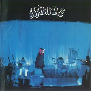 Genesis Live by GENESIS album cover