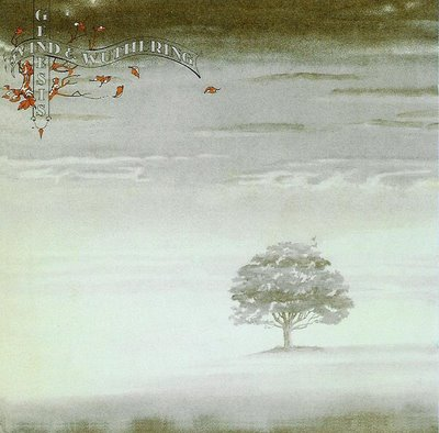 Genesis Wind And Wuthering album cover