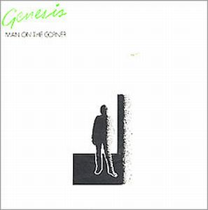Genesis Man On The Corner  album cover