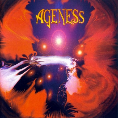Imageness by AGENESS album cover
