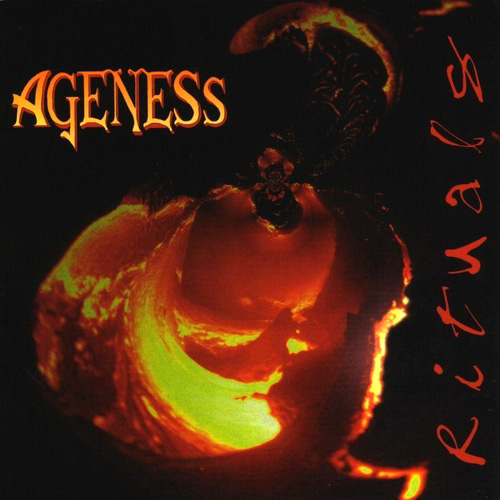 Rituals by AGENESS album cover