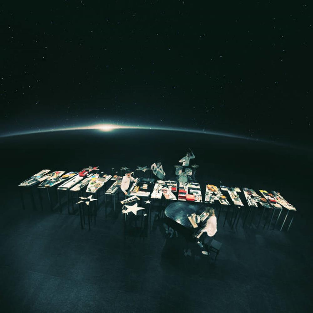 Wintergatan Wintergatan album cover