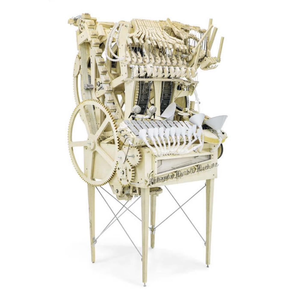 Wintergatan Marble Machine album cover