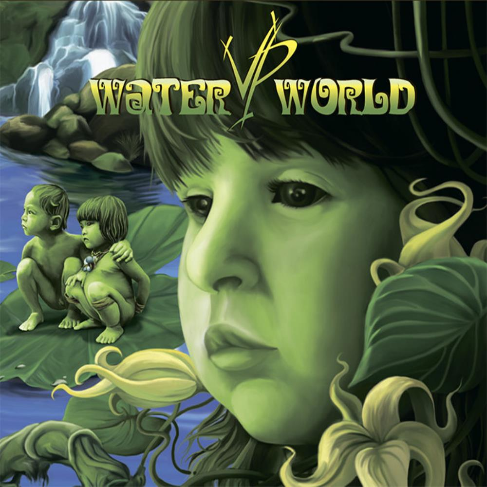 Vyacheslav Potapov - Water World CD (album) cover