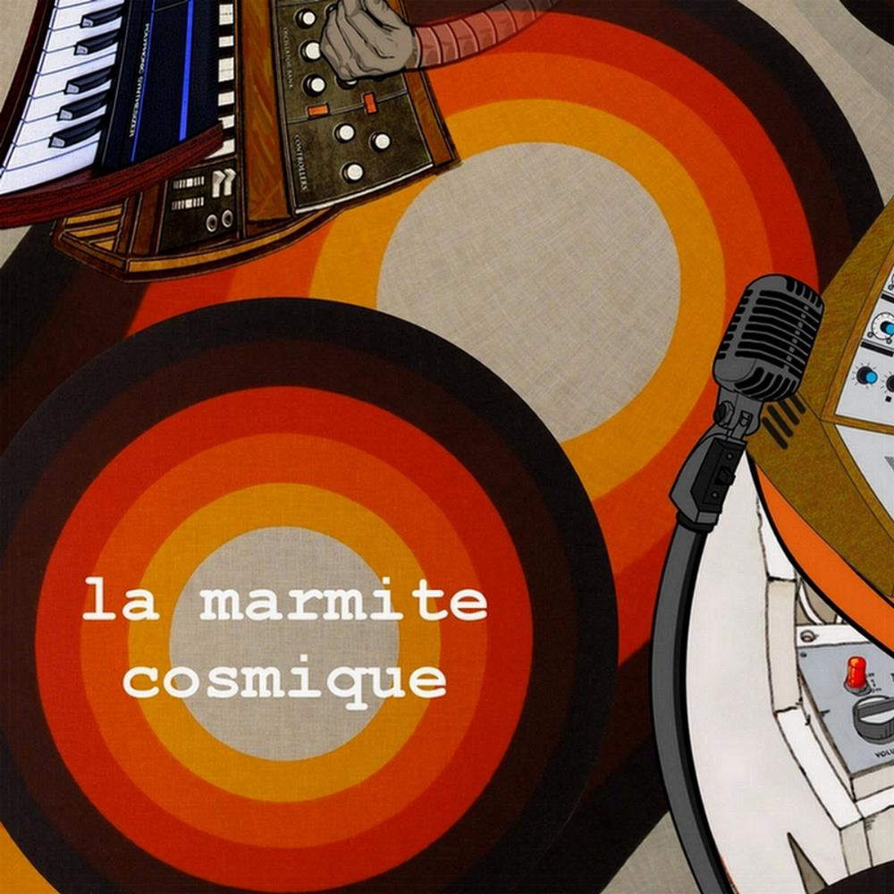 Arnaud Bukwald - La Marmite Cosmique CD (album) cover