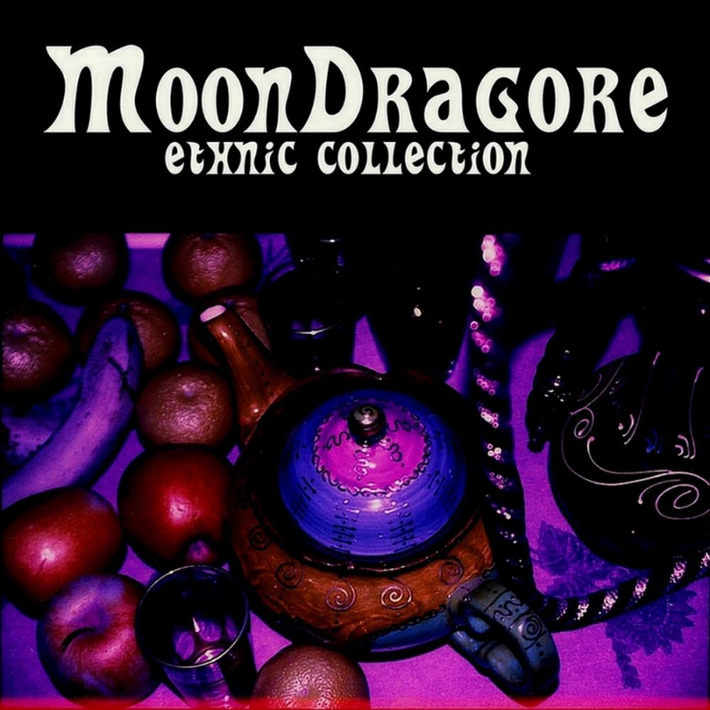 Arnaud  Bukwald - Moondragore - ethnic collection CD (album) cover