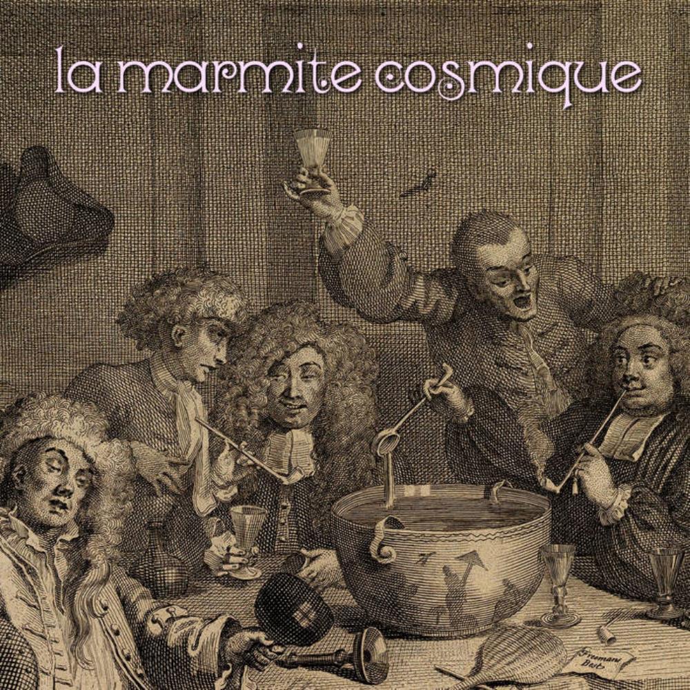 La Marmite Cosmique Six by BUKWALD, ARNAUD  album cover