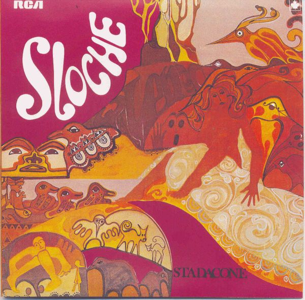Sloche - Stadacon� CD (album) cover