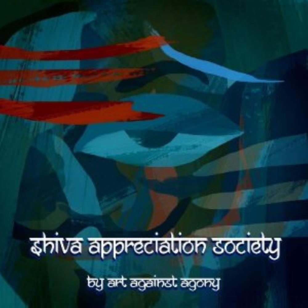 Art Against Agony Shiva Appreciation Society album cover