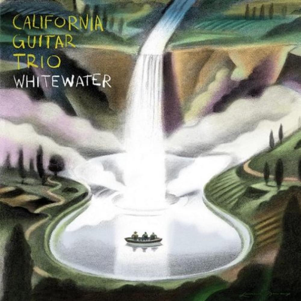 Whitewater by CALIFORNIA GUITAR TRIO album cover