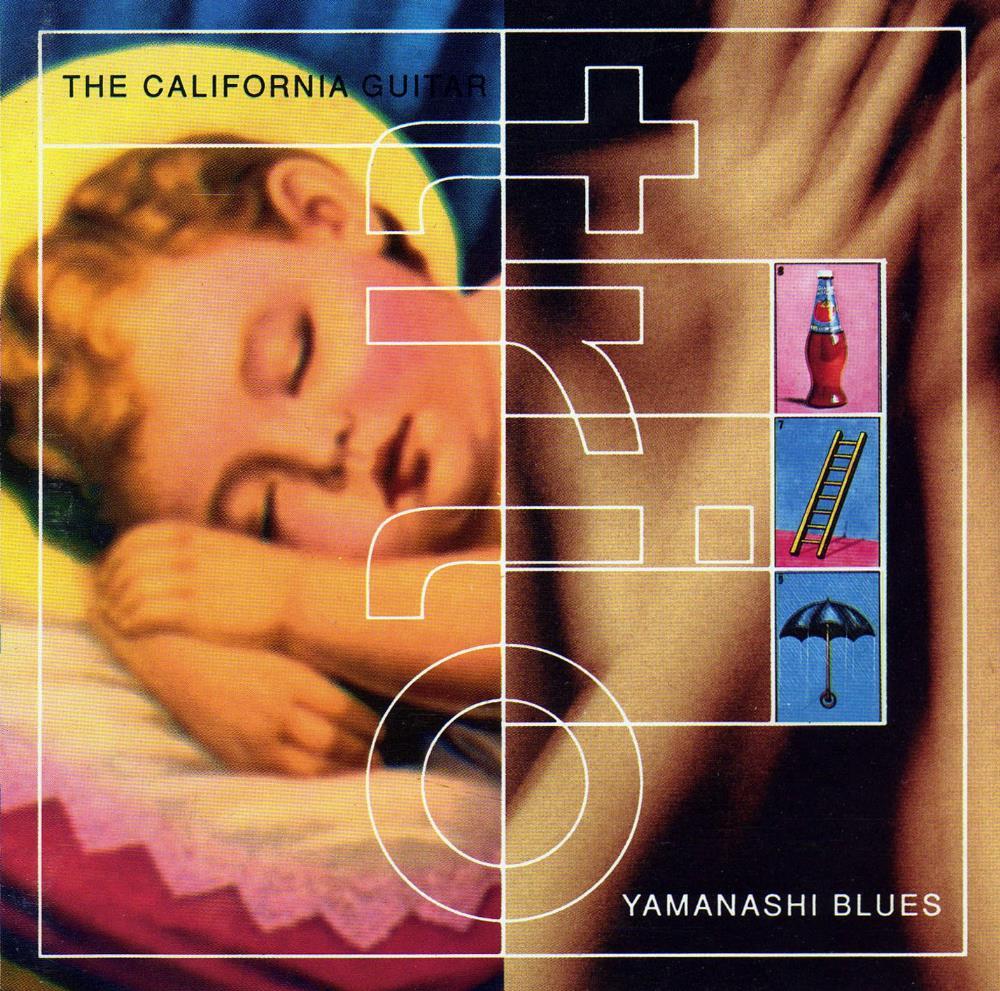 Yamanishi Blues by CALIFORNIA GUITAR TRIO album cover
