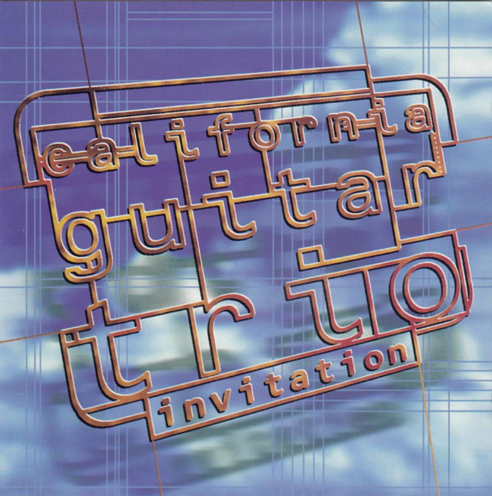 Invitation by CALIFORNIA GUITAR TRIO album cover