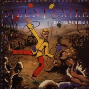 Dancing With Death  by SILENT EXILE album cover