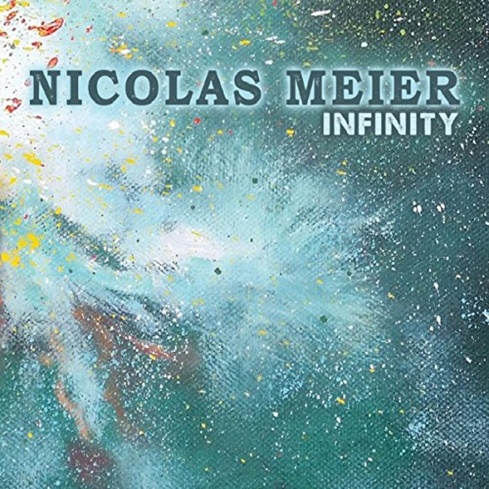 Infinity by MEIER, NICOLAS album cover