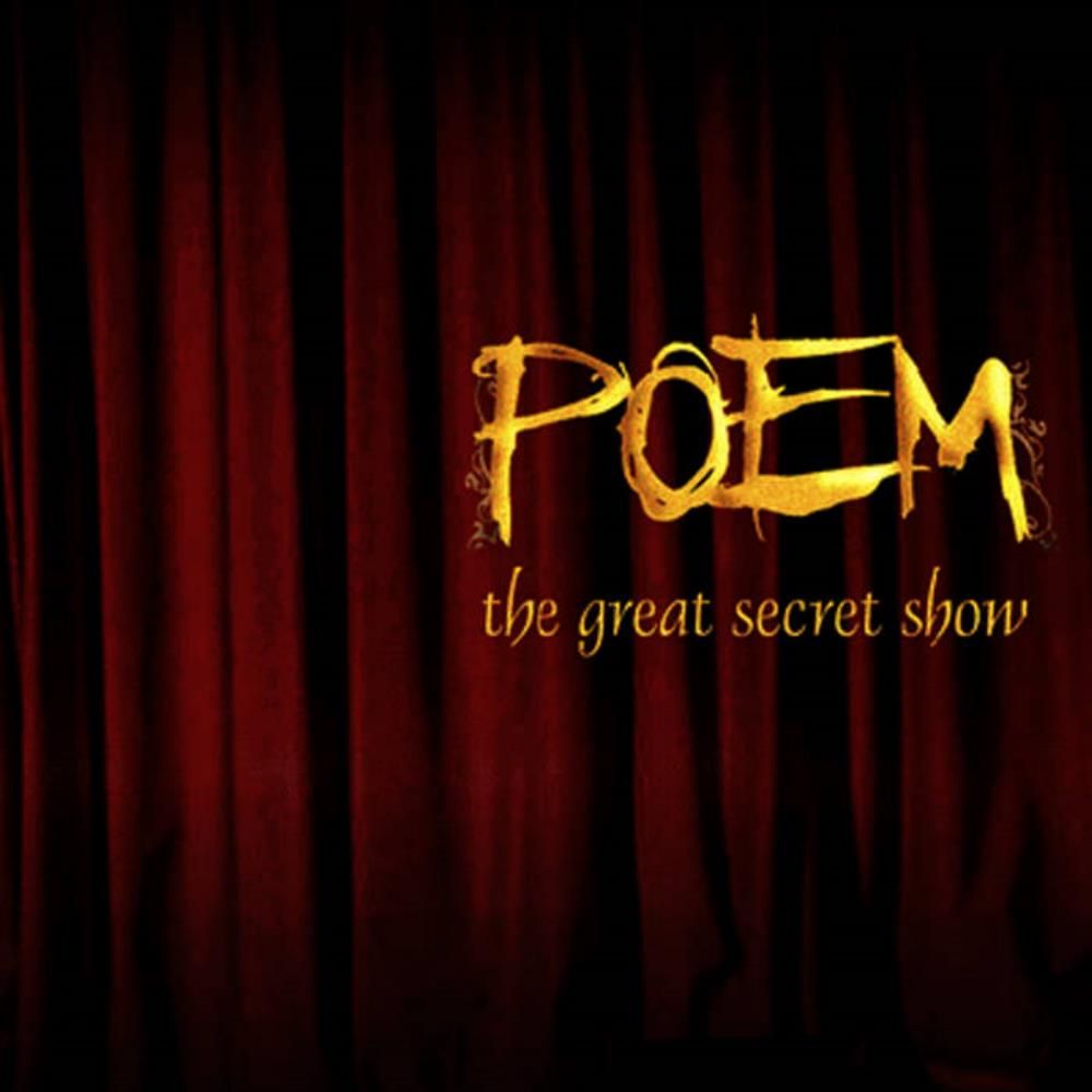 Poem The Great Secret Show album cover