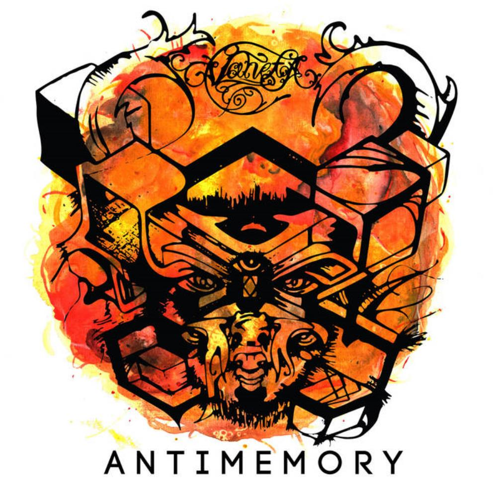 Antimemory by VANETA album cover
