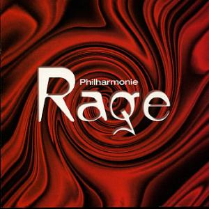 Rage by PHILHARMONIE album cover