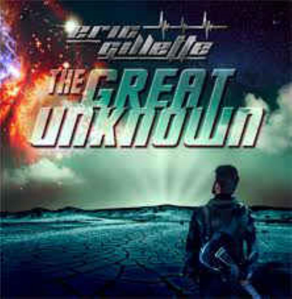 Eric Gillette The Great Unknown album cover