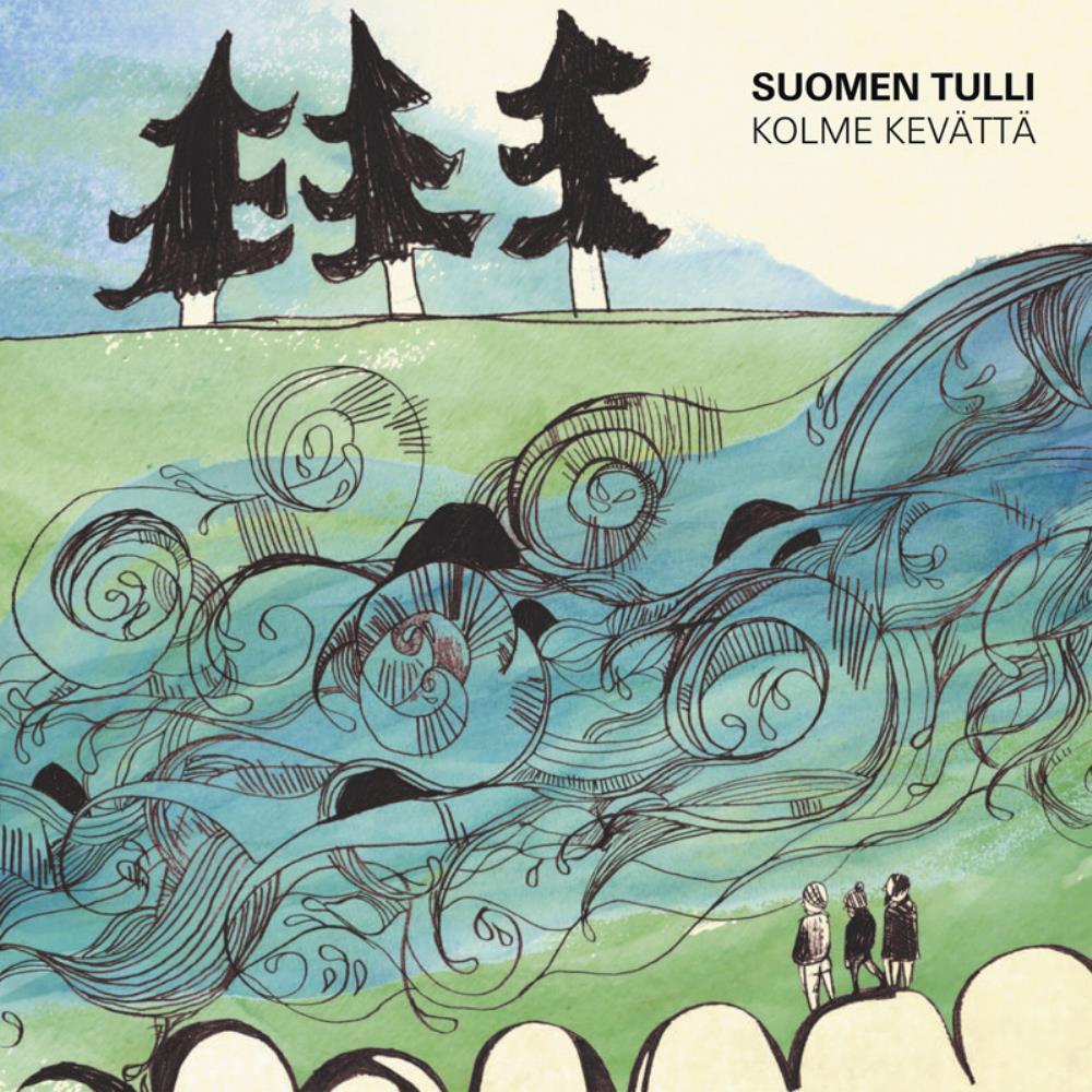 Kolme kevättä by SUOMEN TULLI album cover