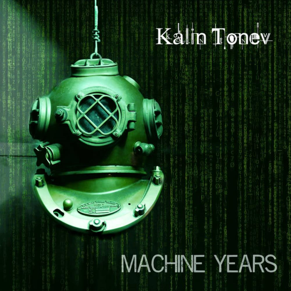 Machine Years by TONEV, KALIN album cover