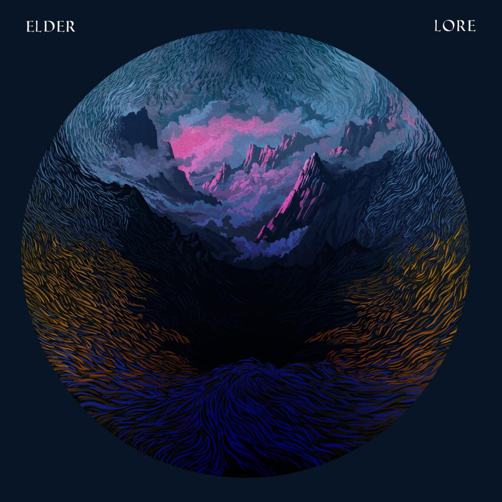Lore by ELDER album cover