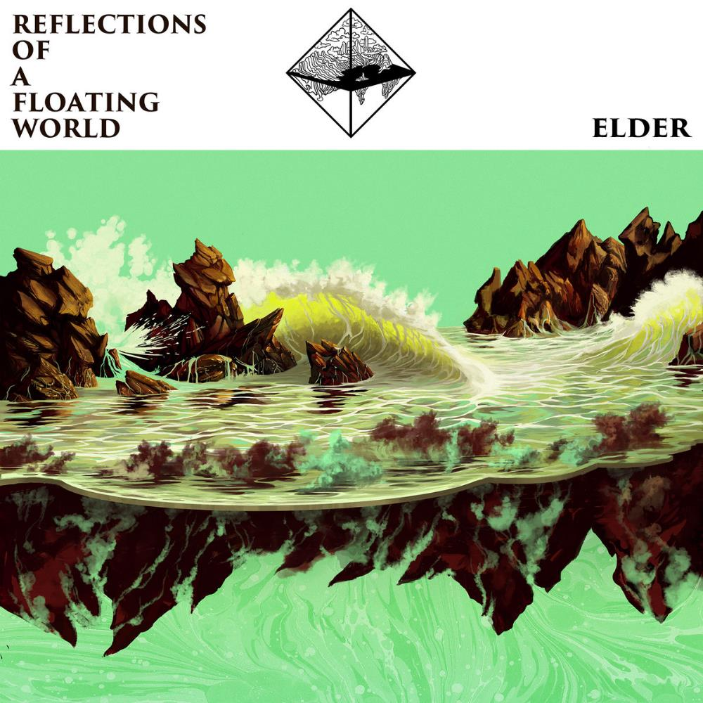 Elder - Reflections Of A Floating World CD (album) cover