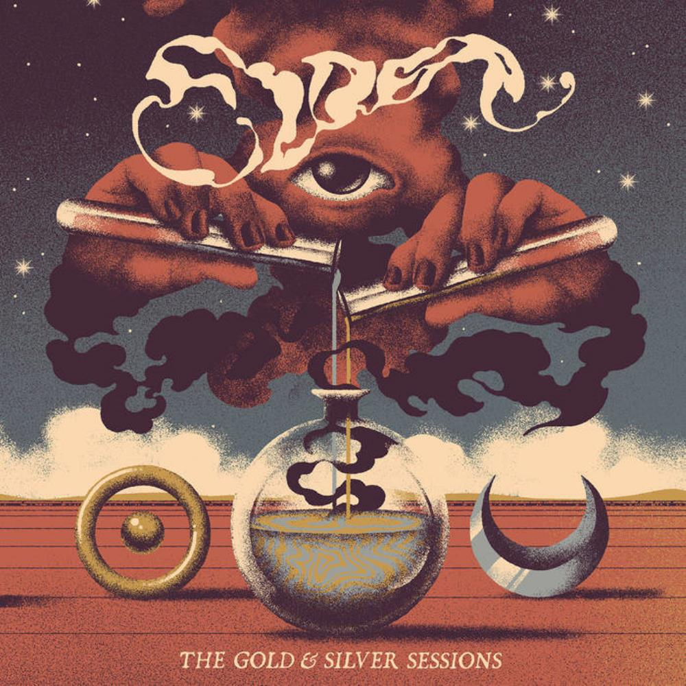 The Gold & Silver Sessions by ELDER album cover