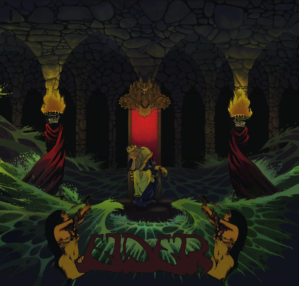 Elder by ELDER album cover