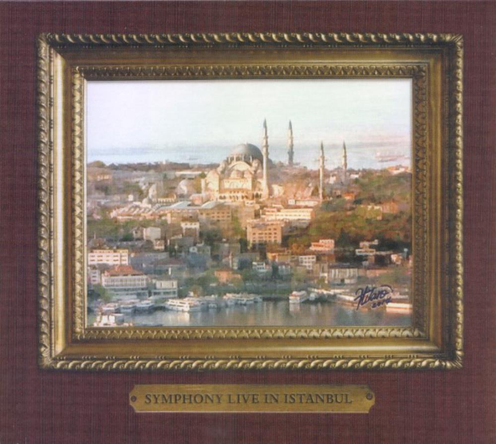 Symphony - Live in Istanbul by KITARO album cover