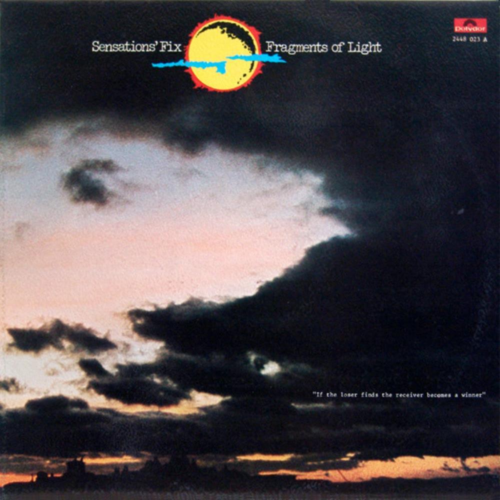 Fragments Of Light by SENSATIONS' FIX album cover
