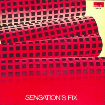 Sensations' Fix - Sensations' Fix CD (album) cover
