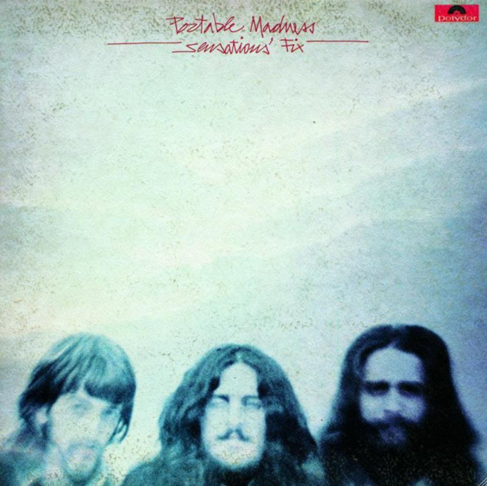 Portable Madness by SENSATIONS' FIX album cover