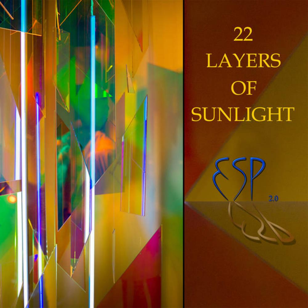 22 Layers Of Sunlight by ESP album cover