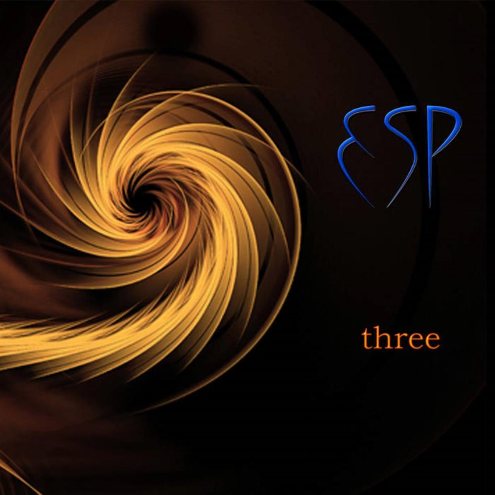 Three by ESP album cover