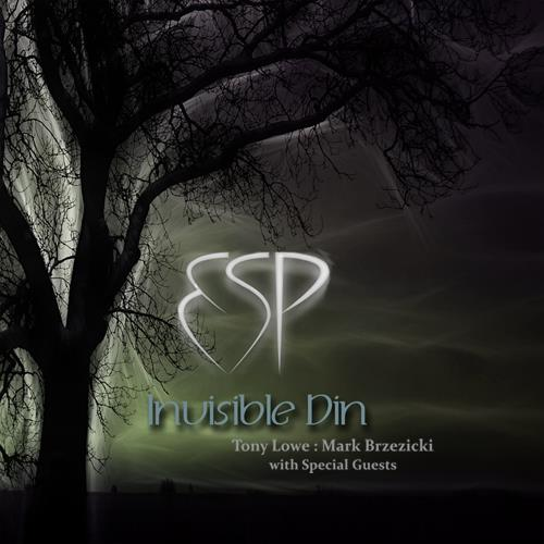 Invisible Din by ESP album cover