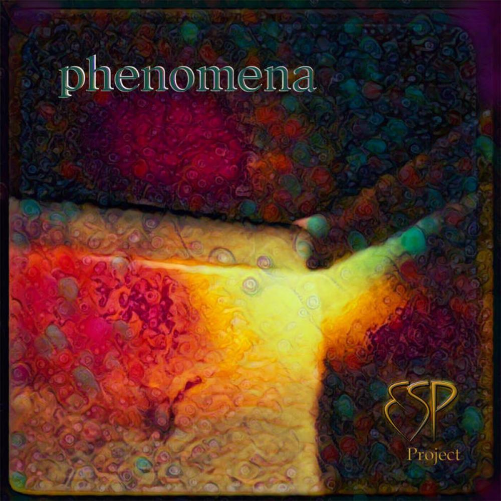 Phenomena by ESP album cover