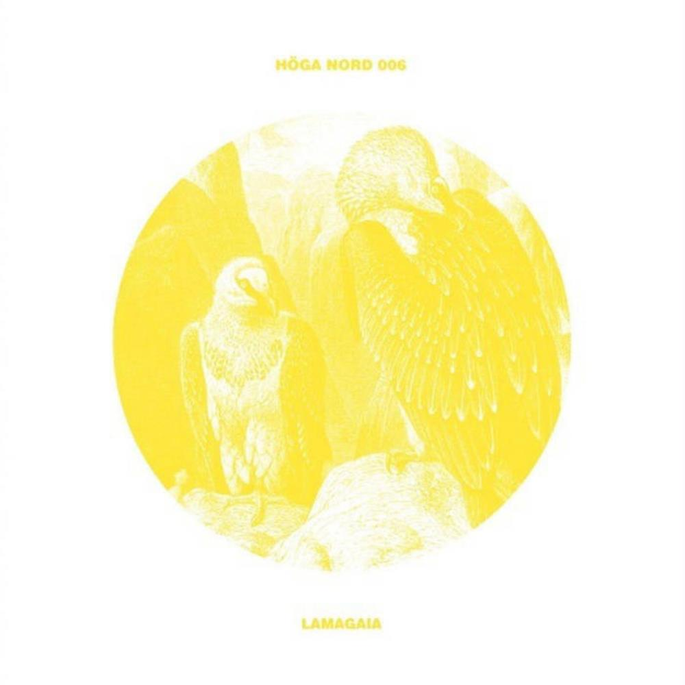 Lamagaia Space Normal Speed / Seabass album cover