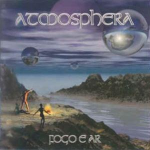 Fogo E Ar  by ATMOSPHERA album cover