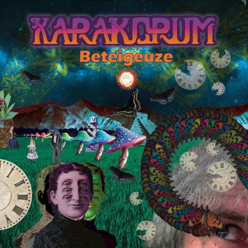 Karakorum Beteigeuze album cover