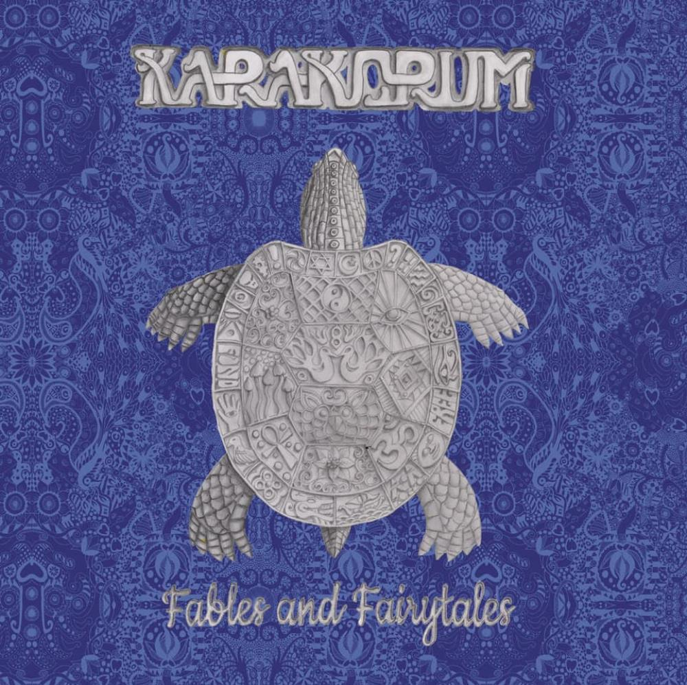 Karakorum - Fables and Fairytales CD (album) cover