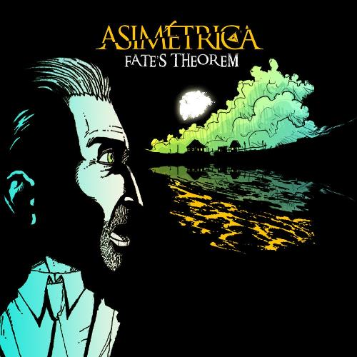Asimétrica - Fate's Theorem CD (album) cover